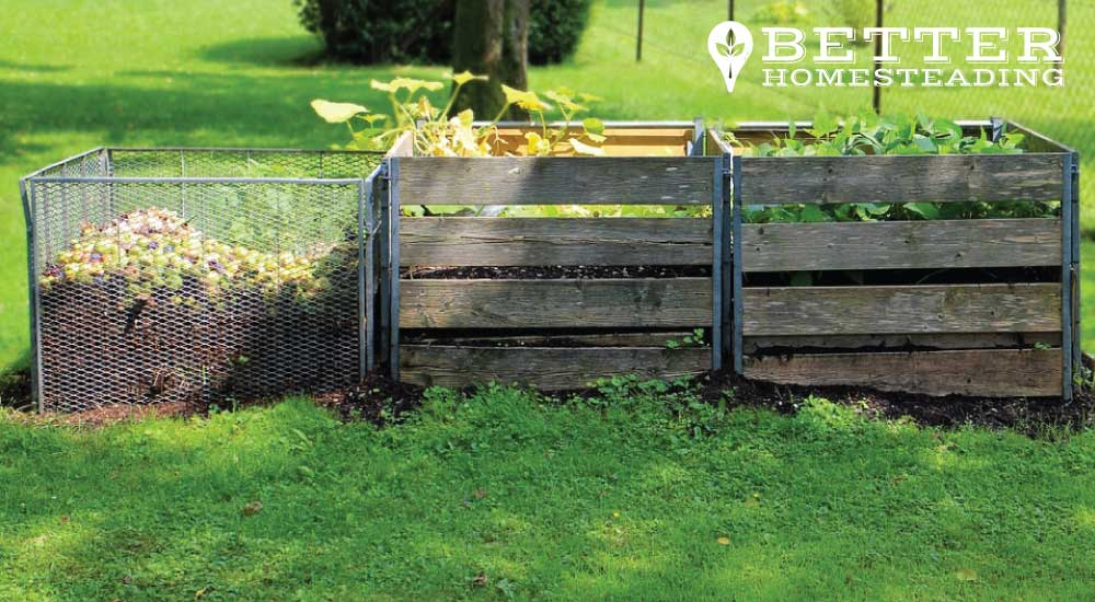 composting for a self sustaining garden