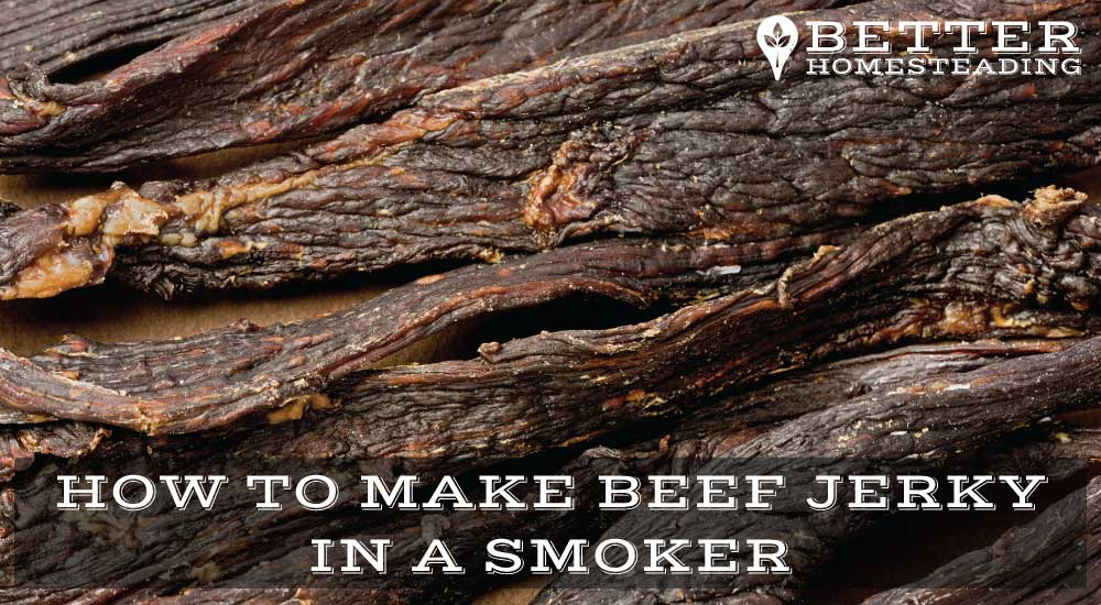 How To Make Beef Jerky In A Smoker – A Quick Guide