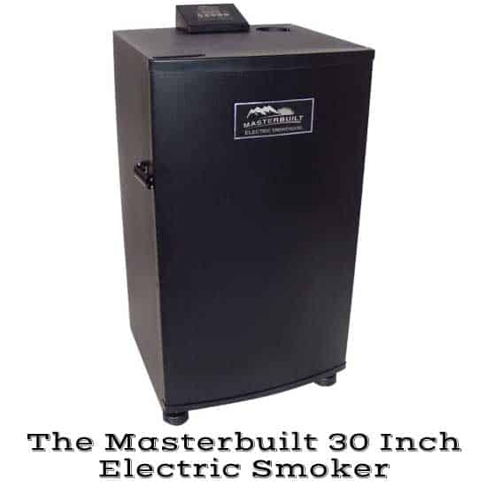 masterbuilt electric smoker for making jerky