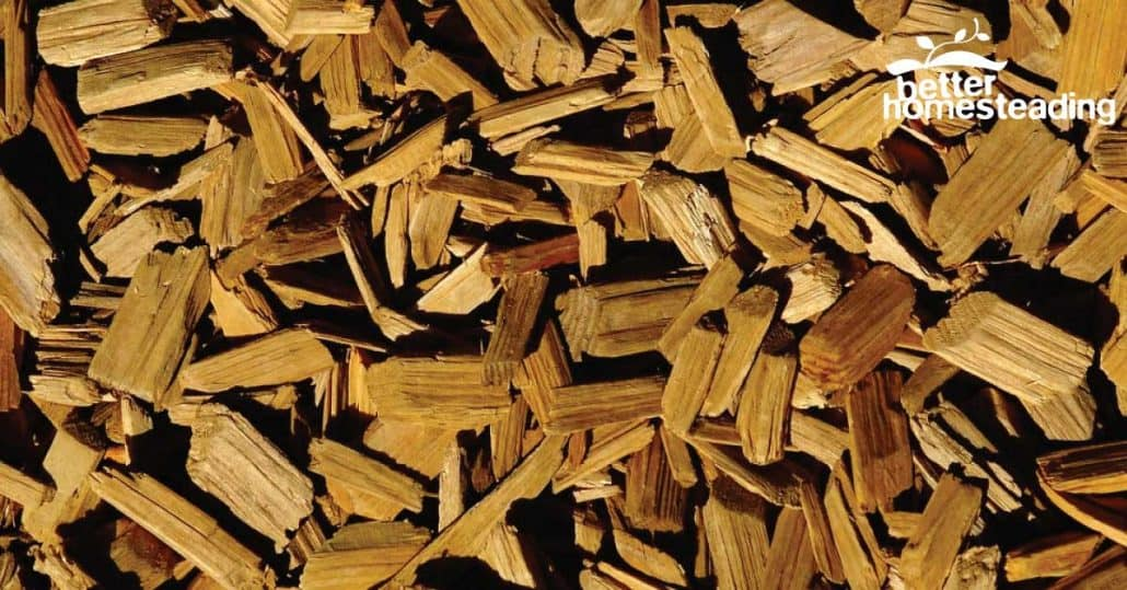 Add wood chips to your smoker
